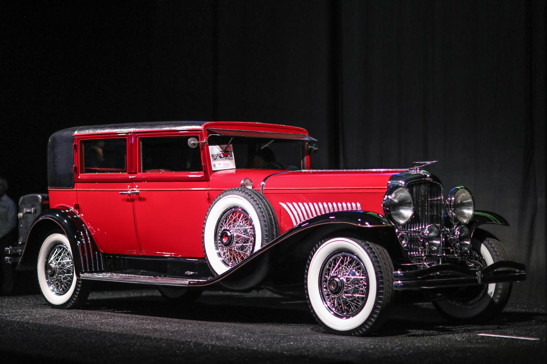 1931 Duesenberg Model J Judkins Limousine