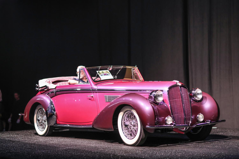 1947 Delahaye 135M Cabriolet