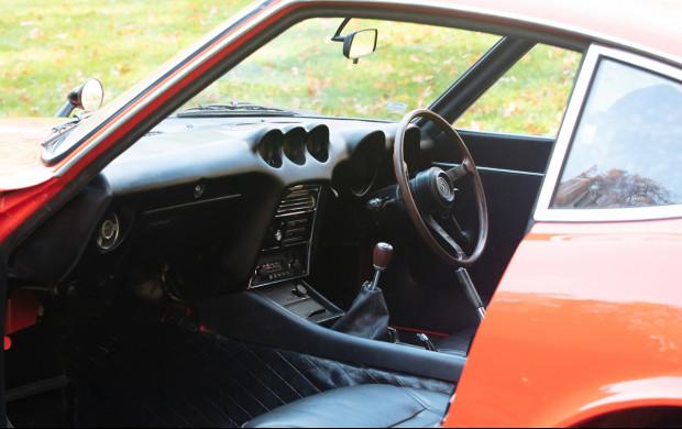 1970 Nissan Fairlady Z 432 interior