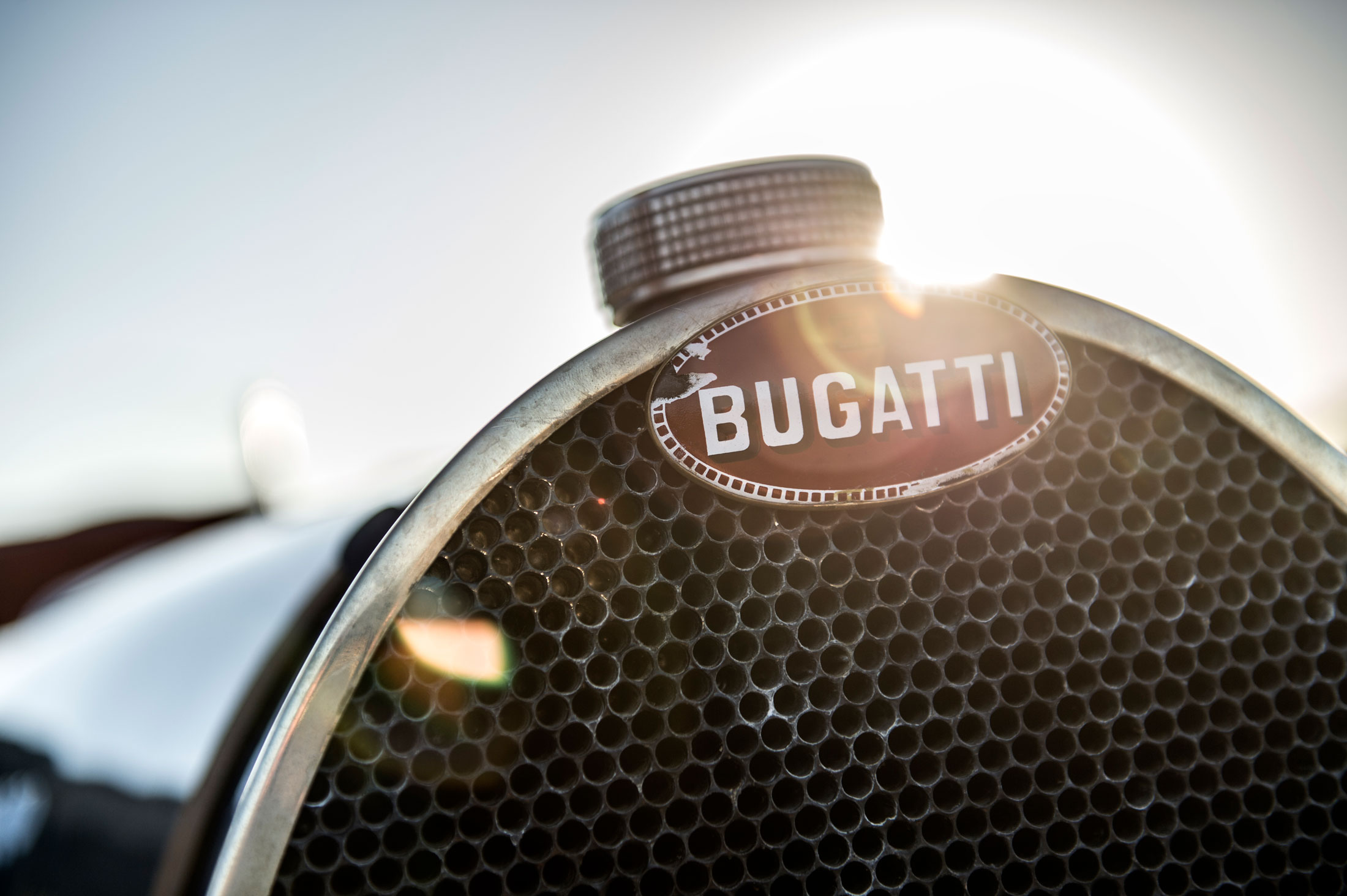 Pur Sang Bugatti Type 35 badge