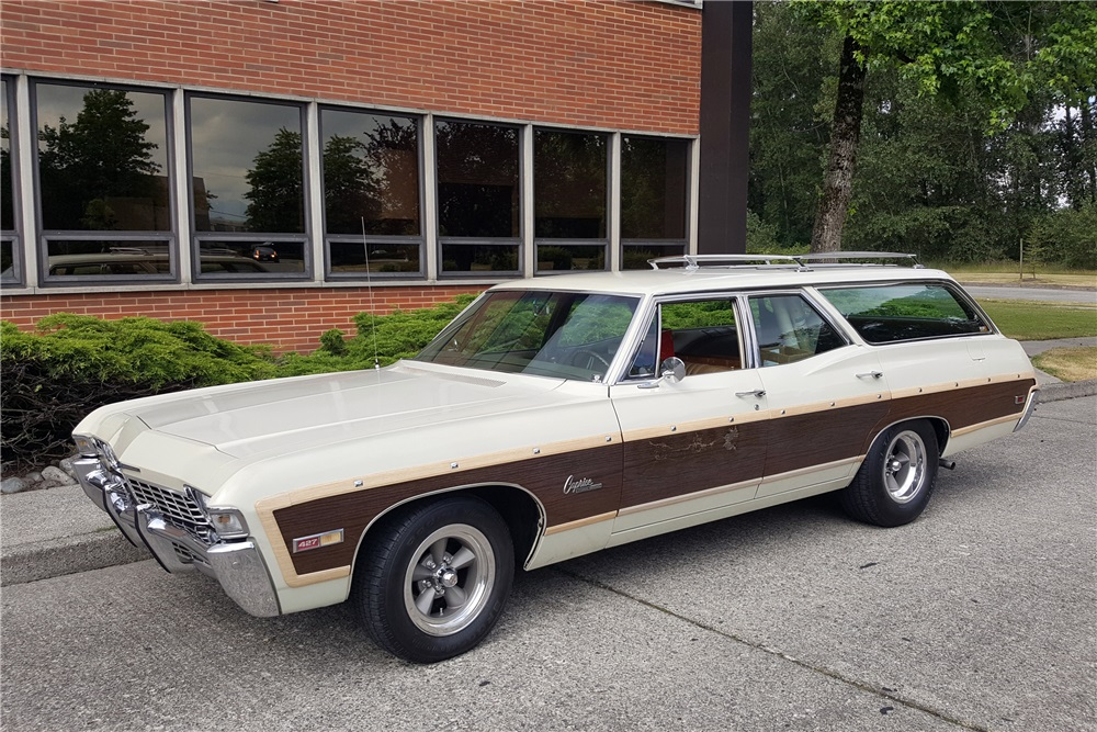 1968 Chevrolet Caprice Station Wagon