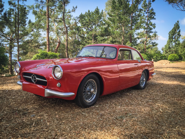 Peerless GT: England's forgotten, hand-built, Le Mans-winning sports car thumbnail