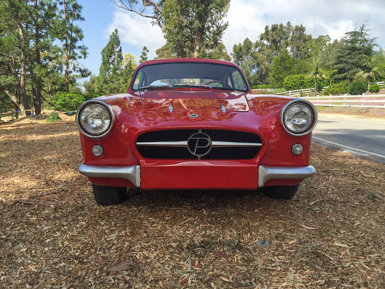 1959 Peerless GT front end