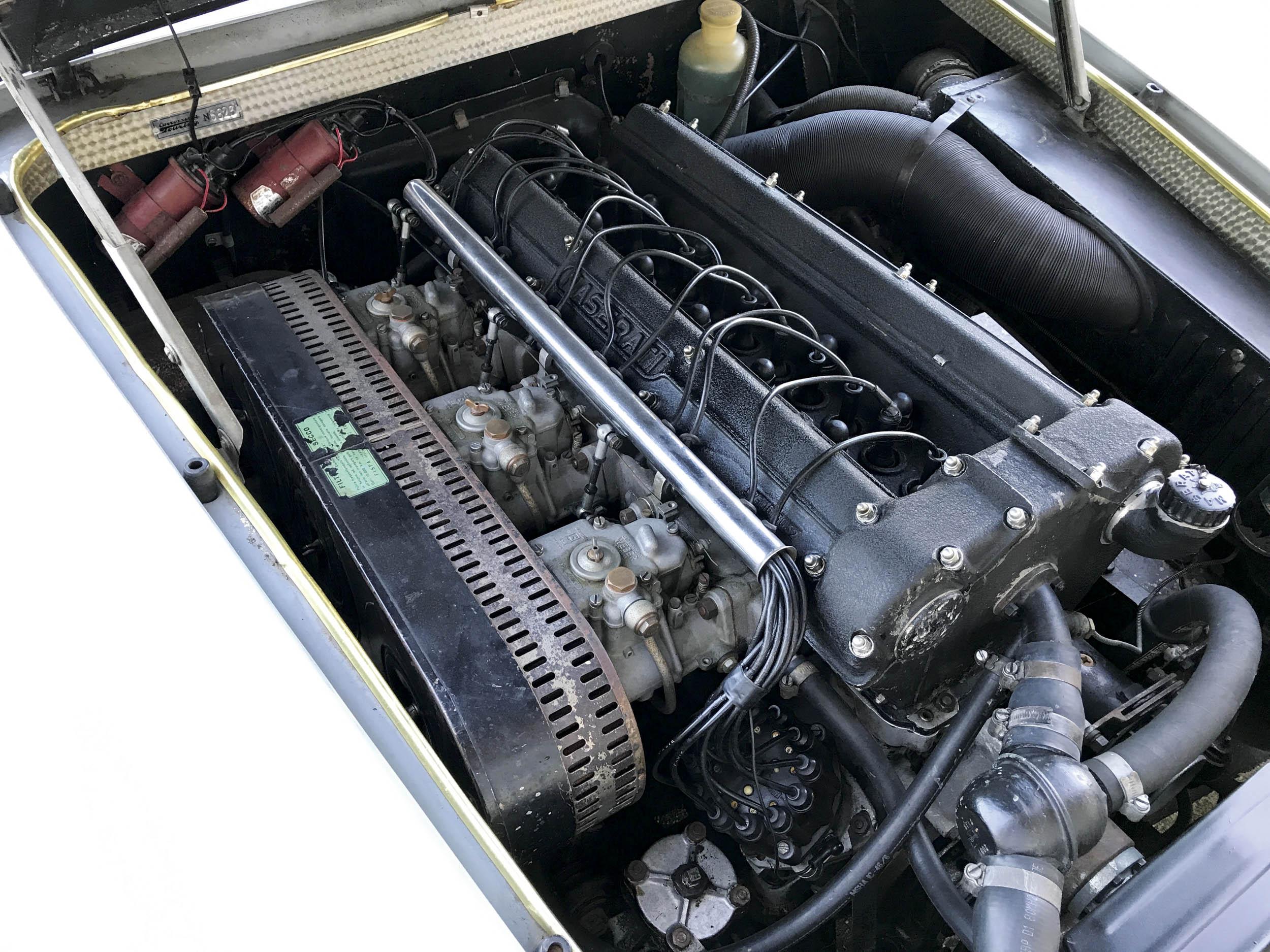 1959 Maserati 3500GT engine