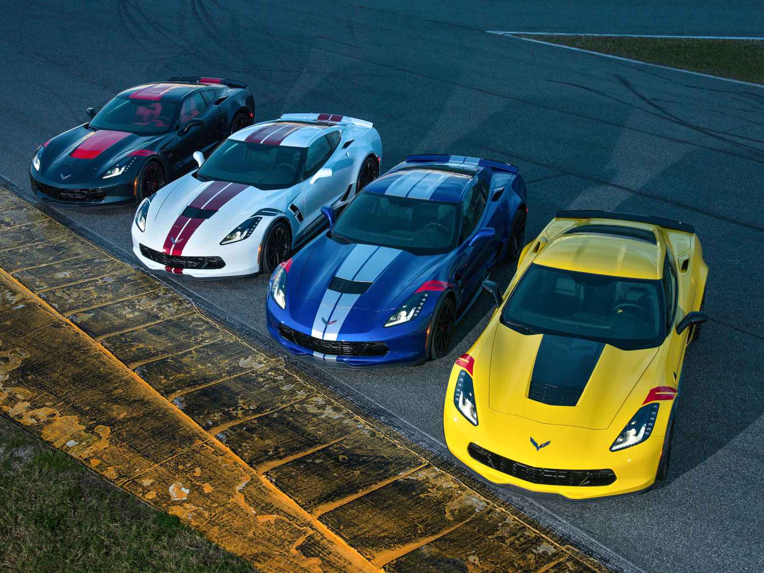 Limited-edition Driver Series Corvette is a Grand Sport with a bit of flavor thumbnail