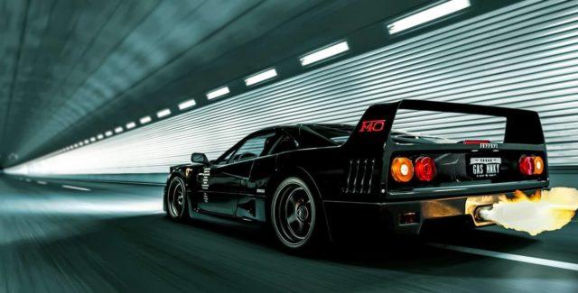Fast N' Loud Ferrari F40 heading to auction again thumbnail