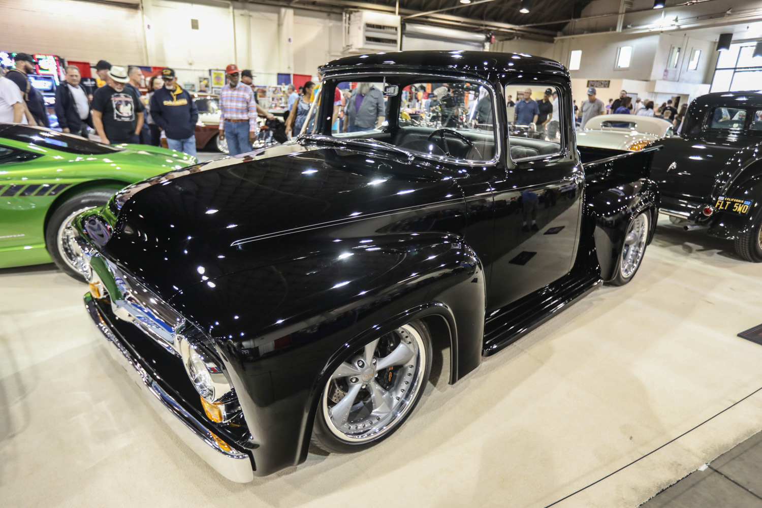 chip foose ford pickup black