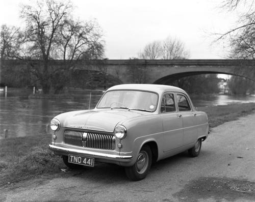 1951 Ford Consul