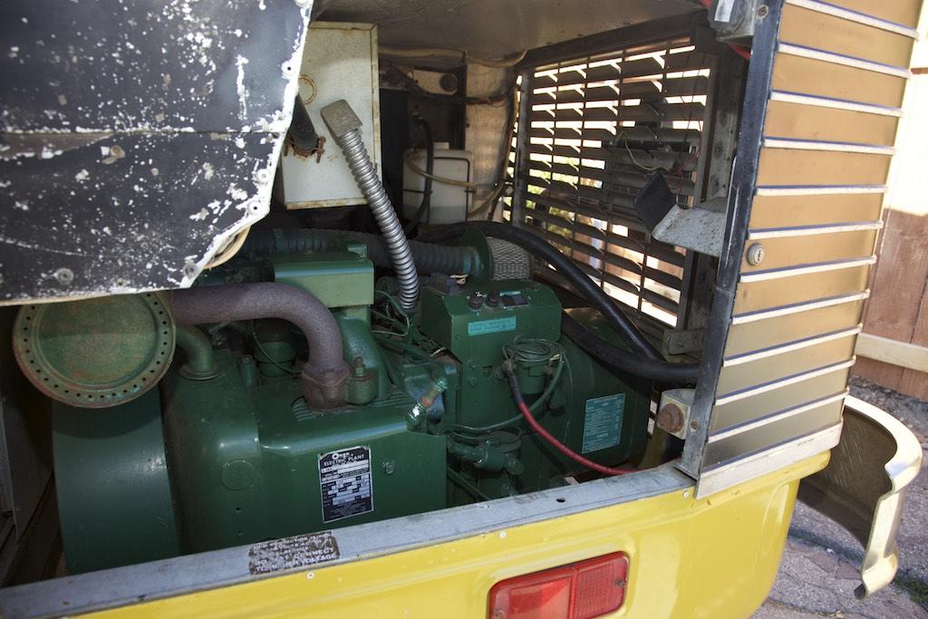 1973 FMC 2900 R electric plant
