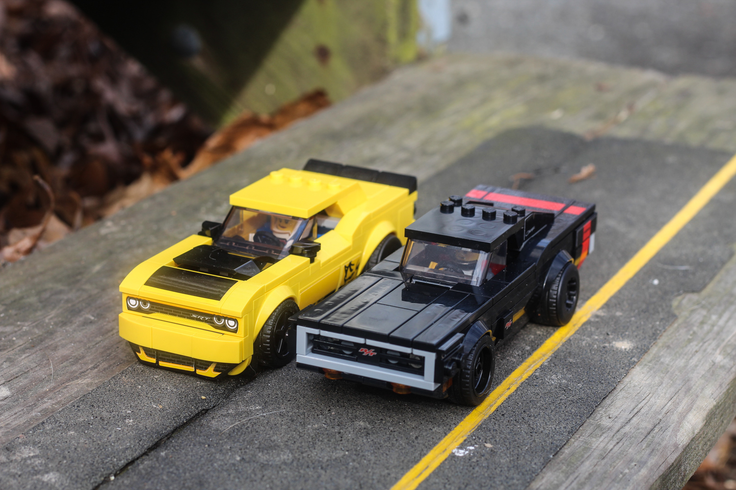 lego dodge demon and charger