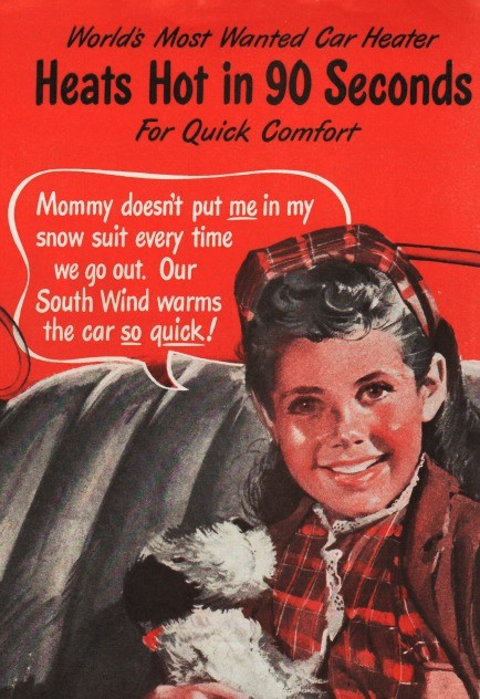 winter oil ad