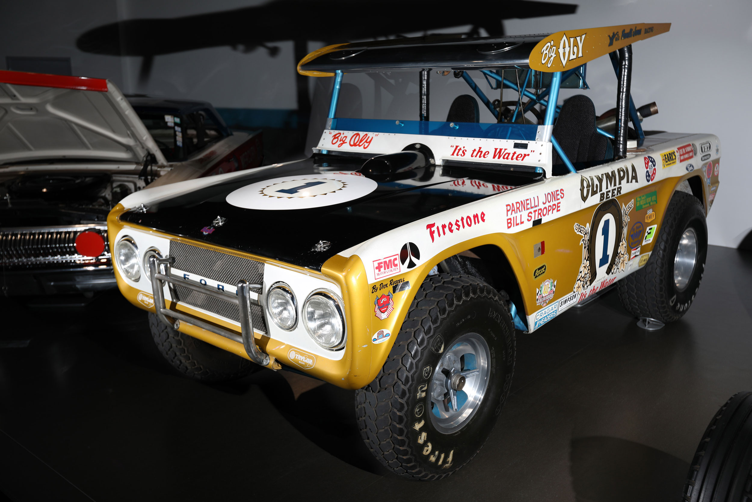 Big Oly Bronco Parnelli Jones