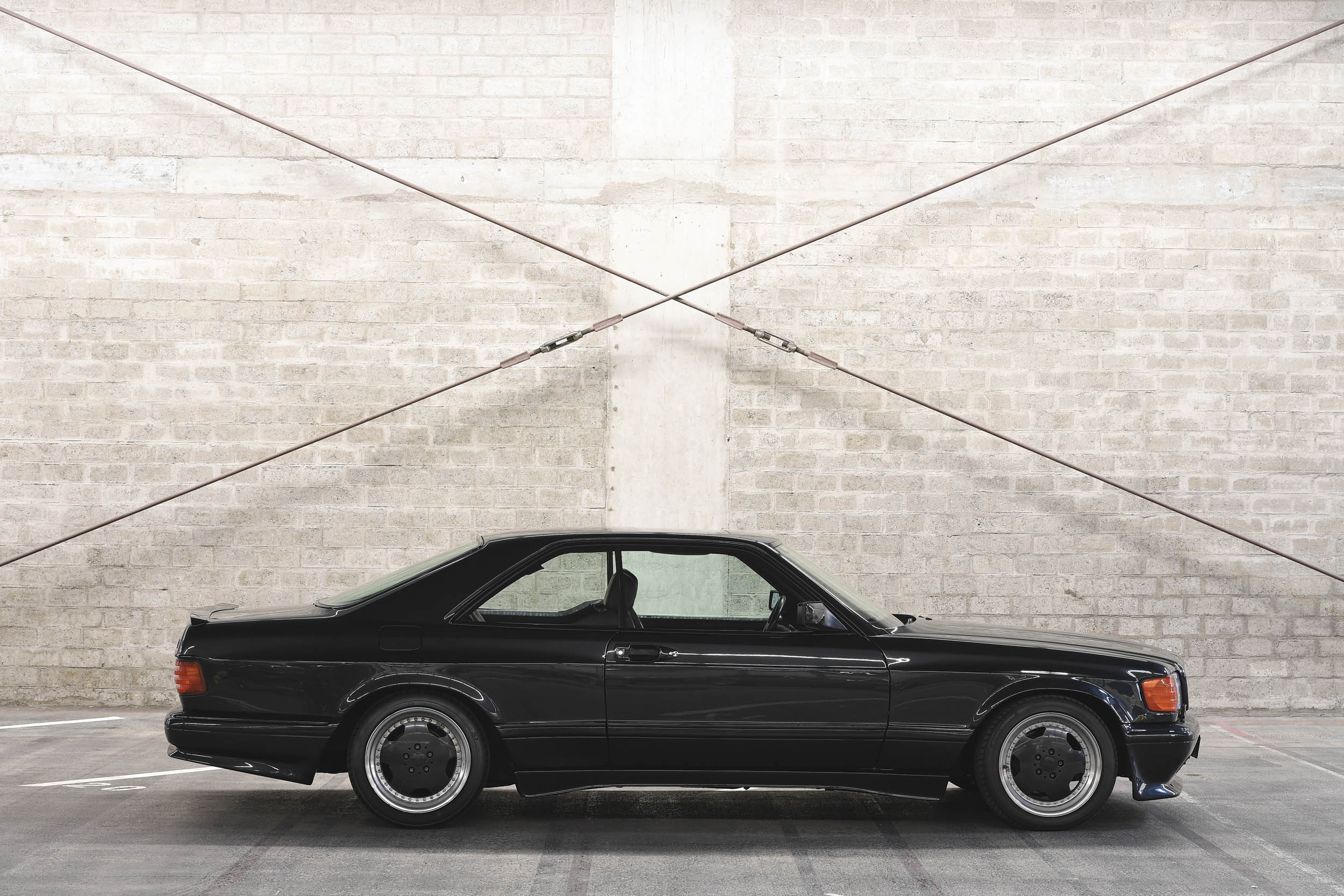 1989 Mercedes-Benz 560 SEC AMG 6.0 'Wide-Body'