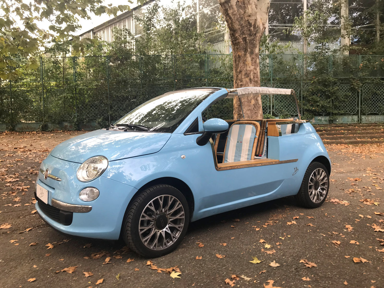 "2015 Fiat 500 ""Jollycar"""