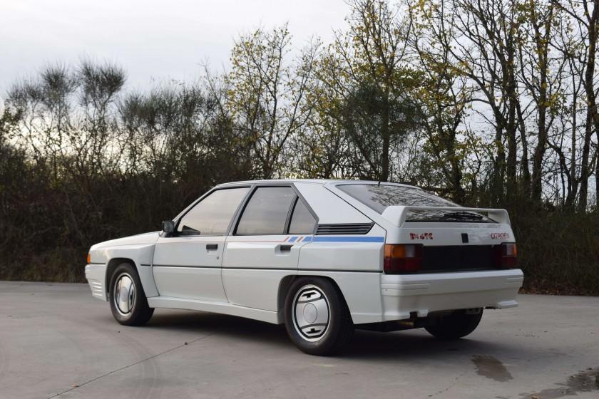 1991 Citroen BX 4 TC