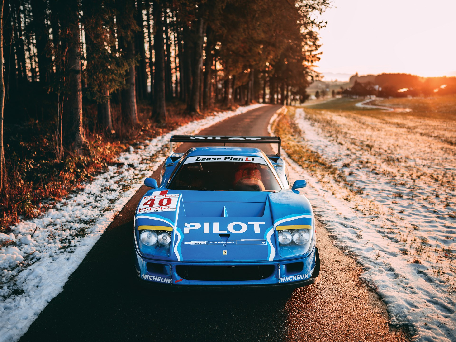 The Ferrari F40 LM and 512 BB Competizione will take Rétromobile by storm thumbnail
