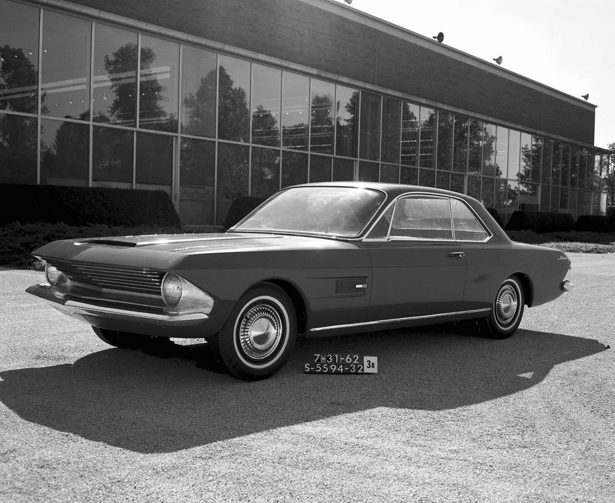 1962 Allegro prototype