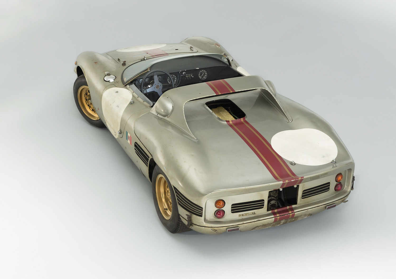 1966 Serenissima Spyder 3/4 rear high