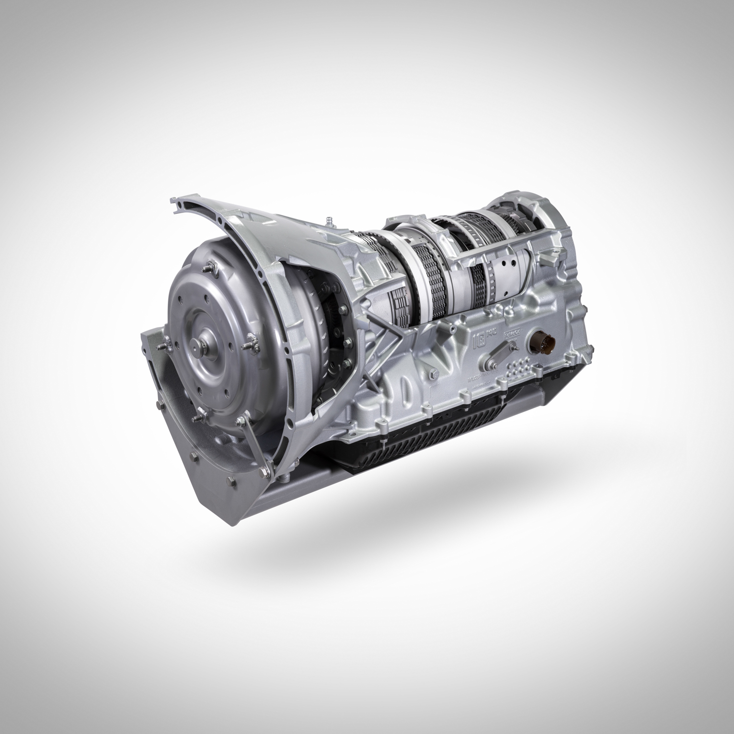 Ford's all-new 10 speed automatic transmission.
