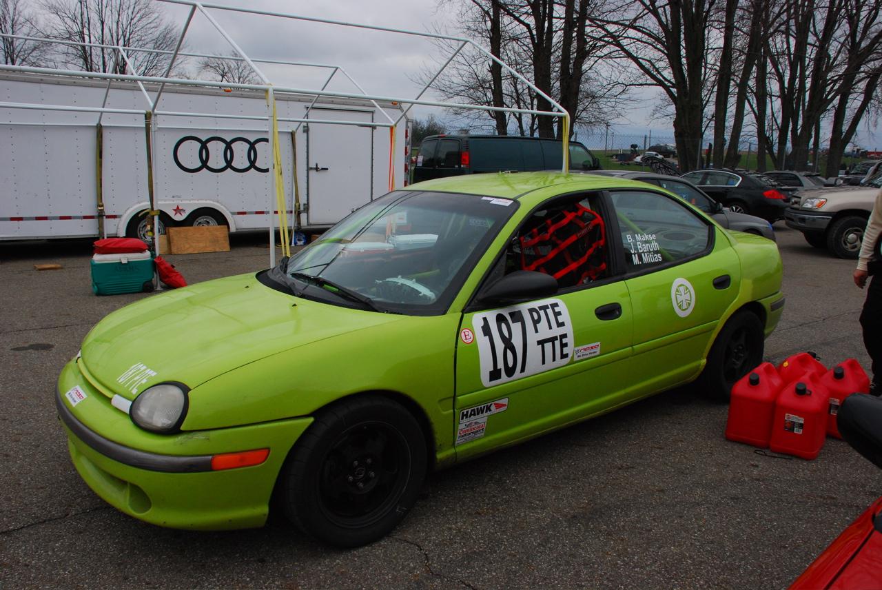 Jack Baruth's 1995 Dodge Neon ACR