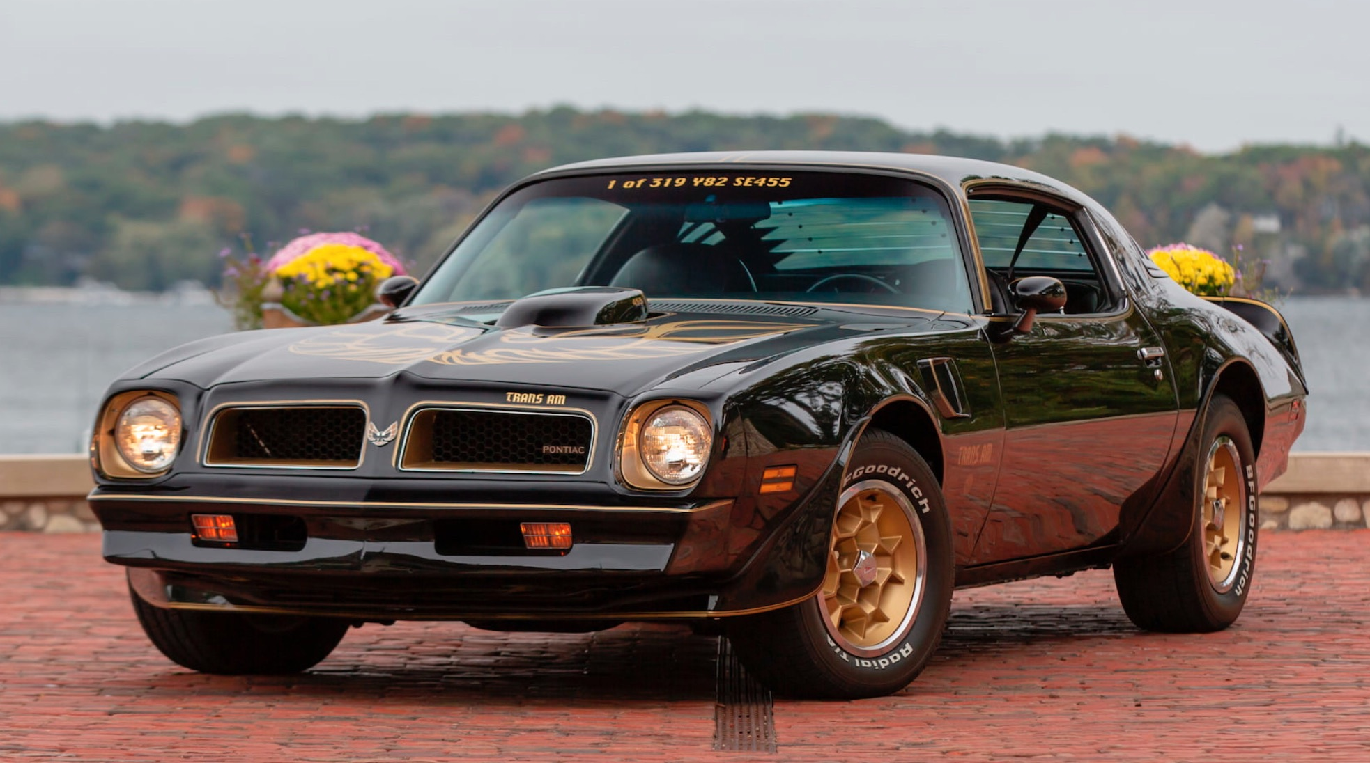 1976 Pontiac Firebird Trans Am 50th Anniversary