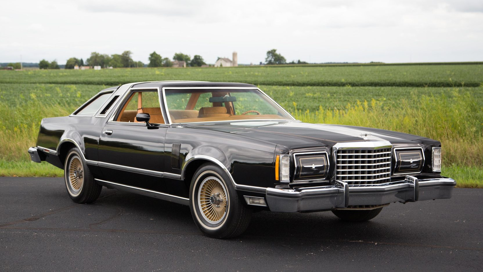 1978 Ford Thunderbird 3/4 front