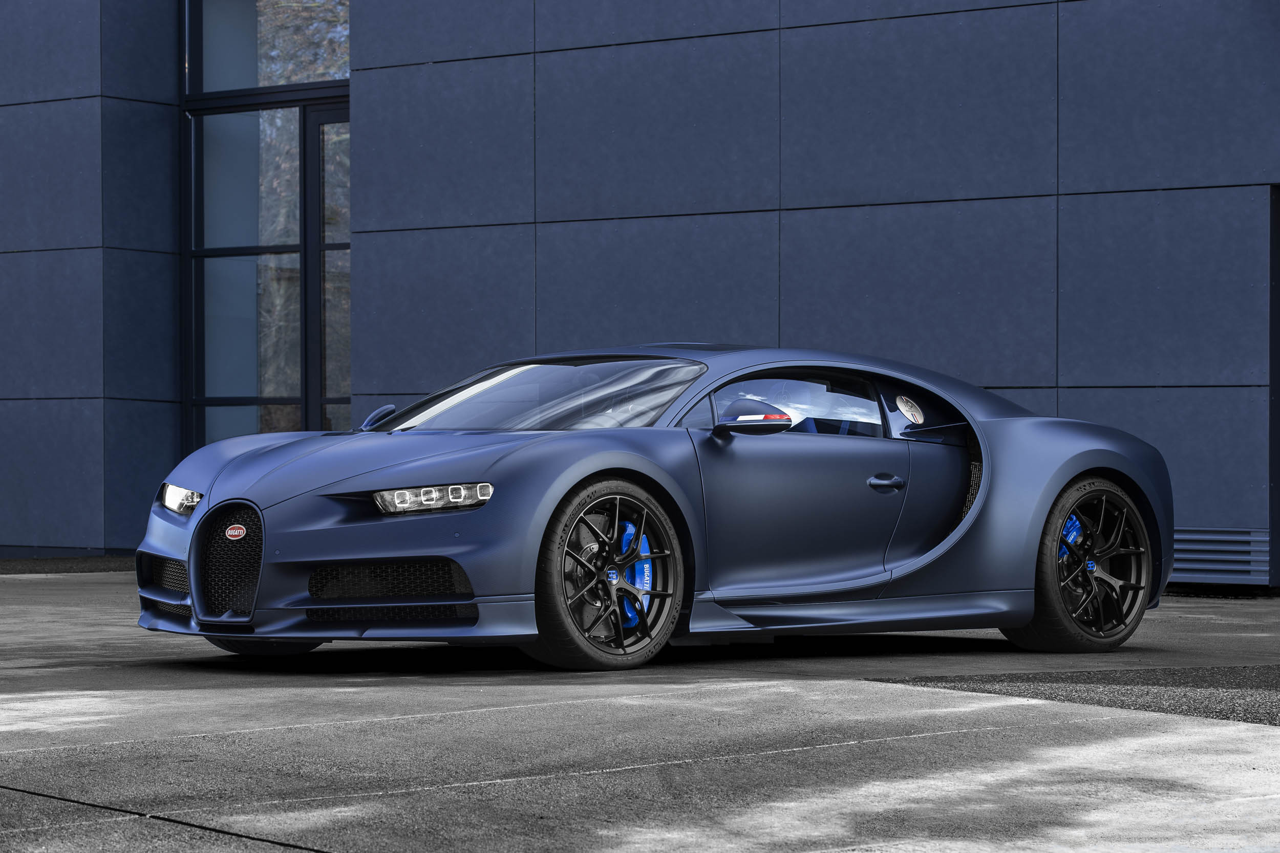 Limited-edition Bugatti Chiron Sport is one patriotic hypercar thumbnail