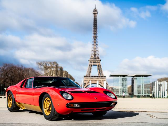 50 Years Later Lamborghini Confirms The Identity Of The Miura In