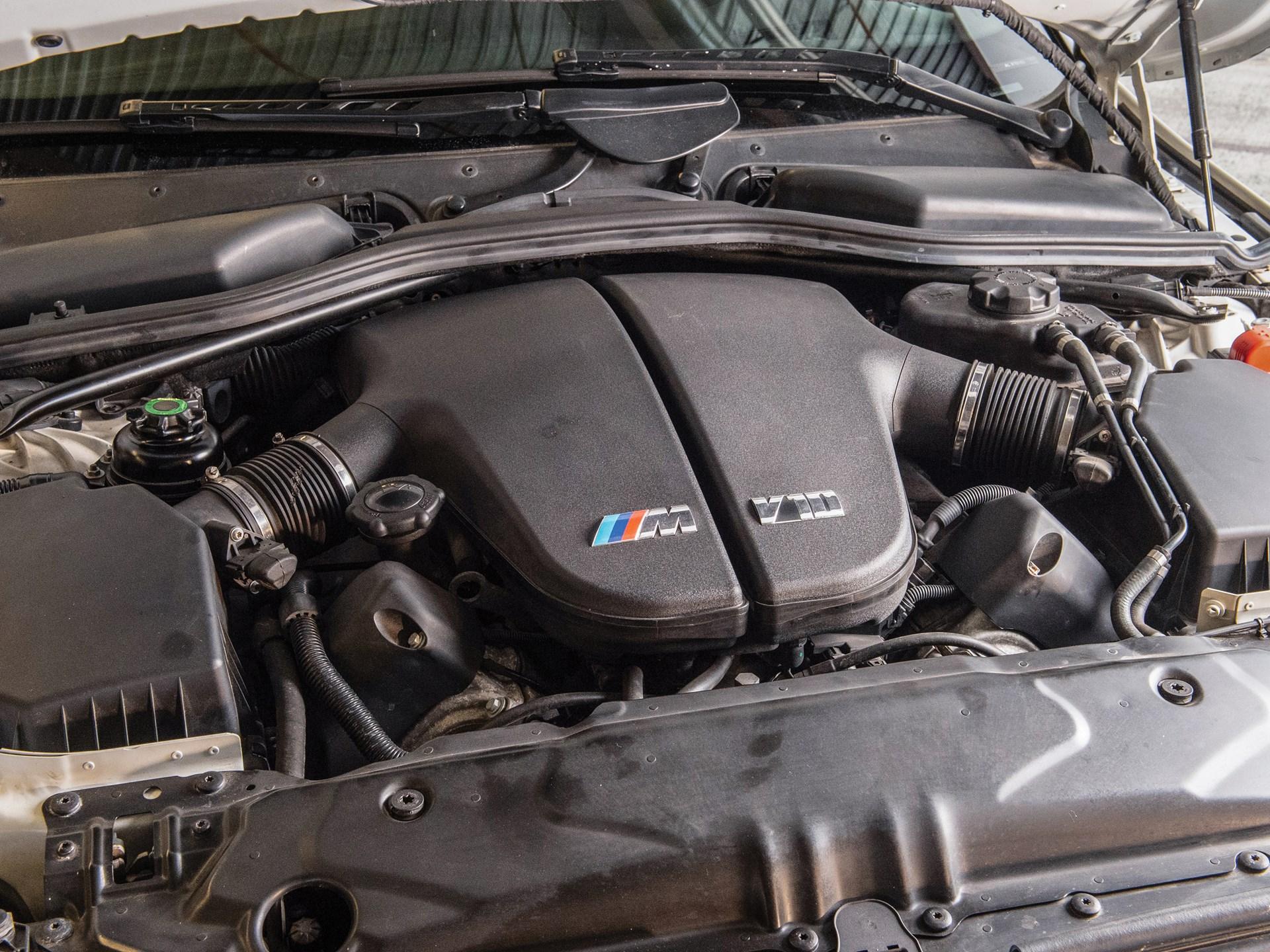 2008 BMW M5 v10 engine