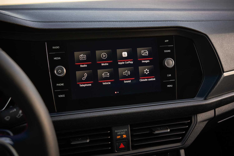 2019 Volkswagen Jetta GLI infotainment