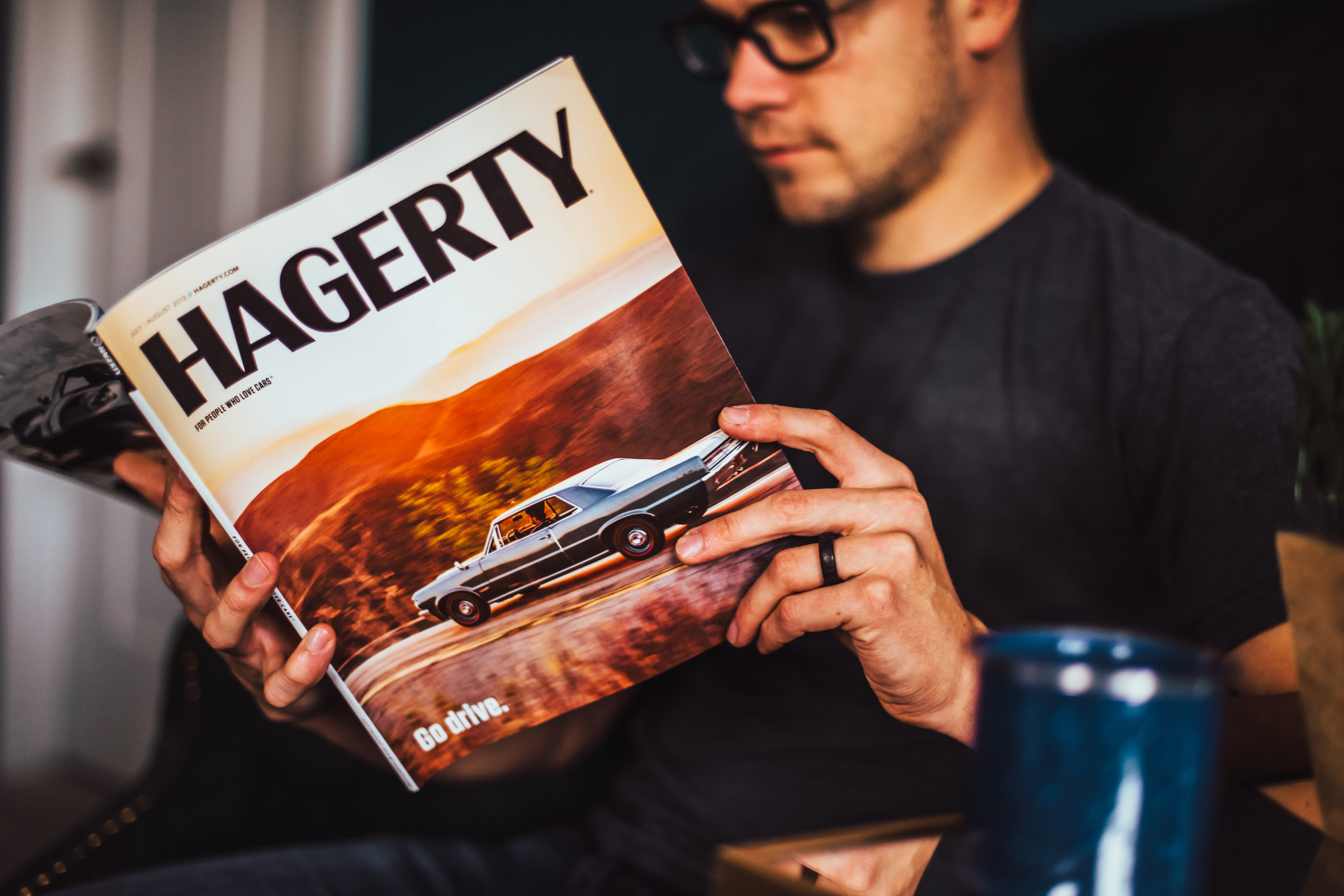 Here's how to subscribe to Hagerty magazine, no insurance required thumbnail