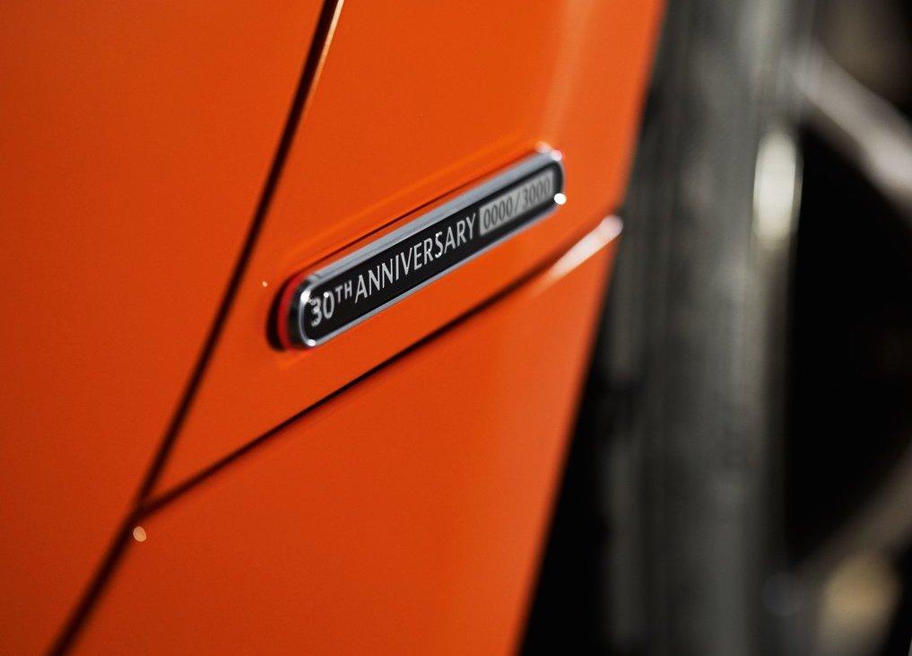 2019 Mazda MX-5 Miata 30th Anniversary Edition fender badge