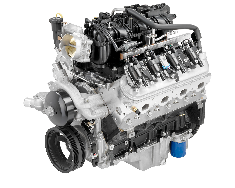 GM L96 V-8