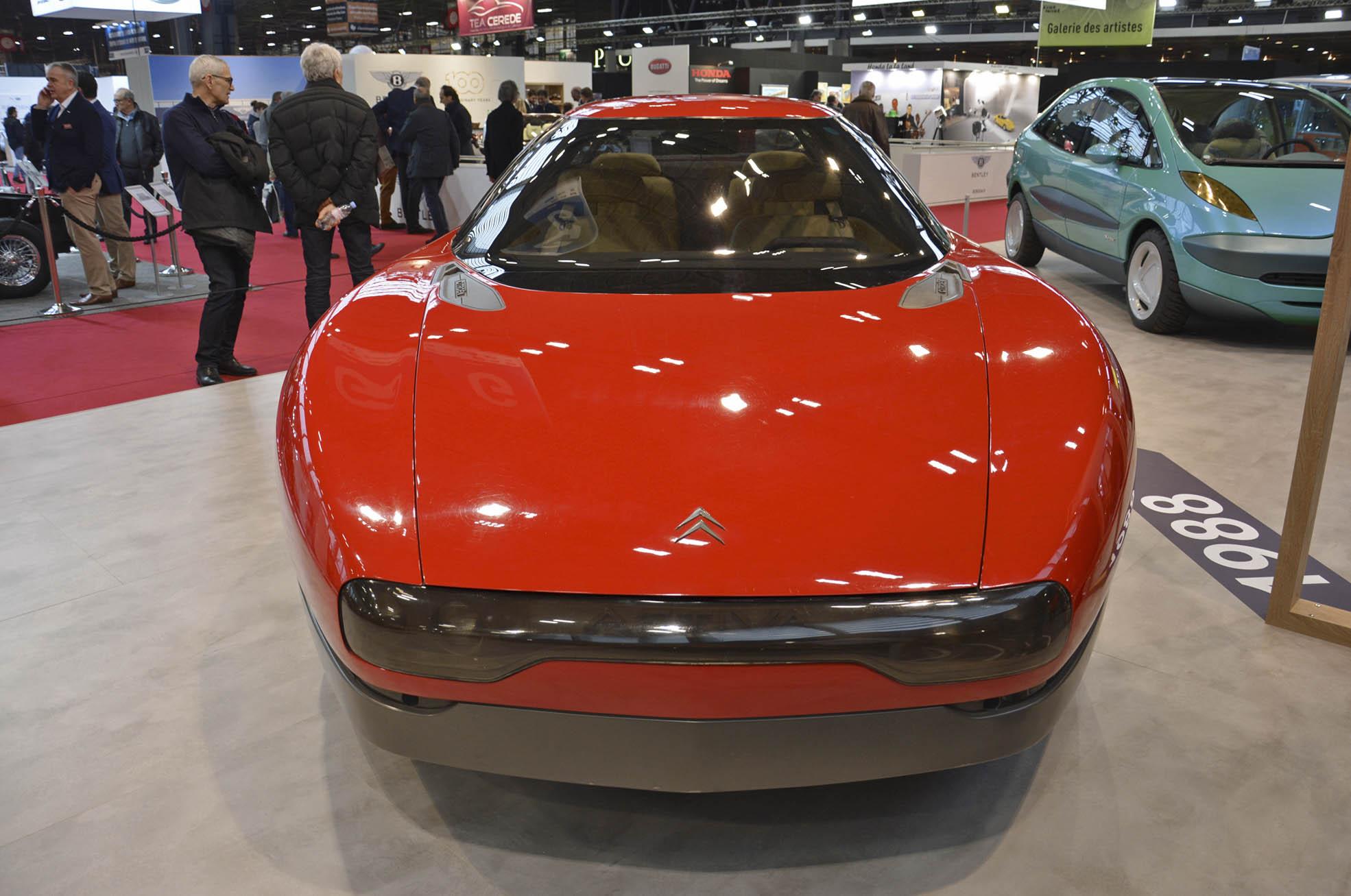 Citroën Activa 1 concept front