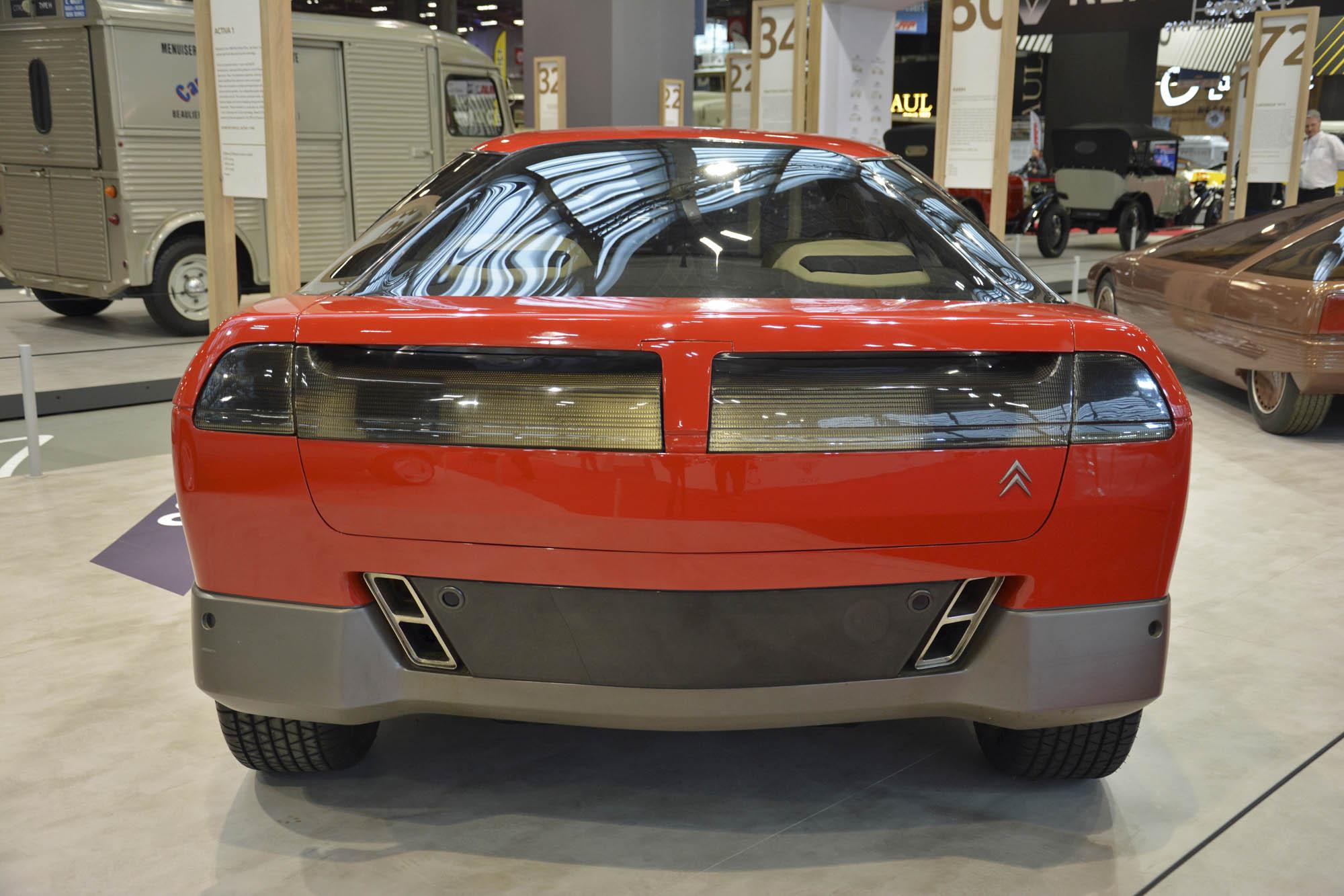 Citroën Activa 1 concept rear