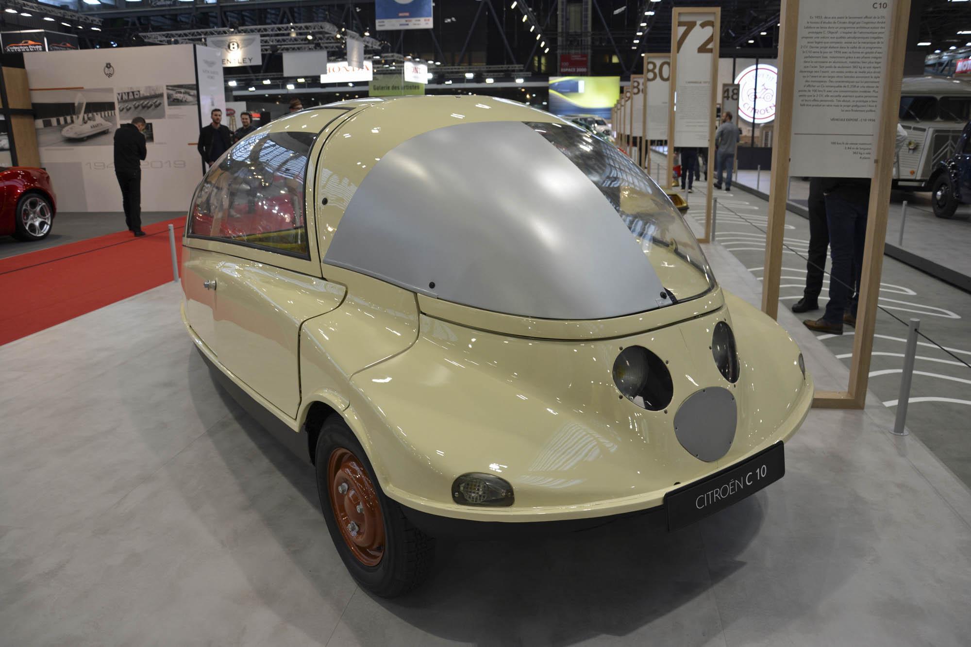 Citroën C10 front 3/4