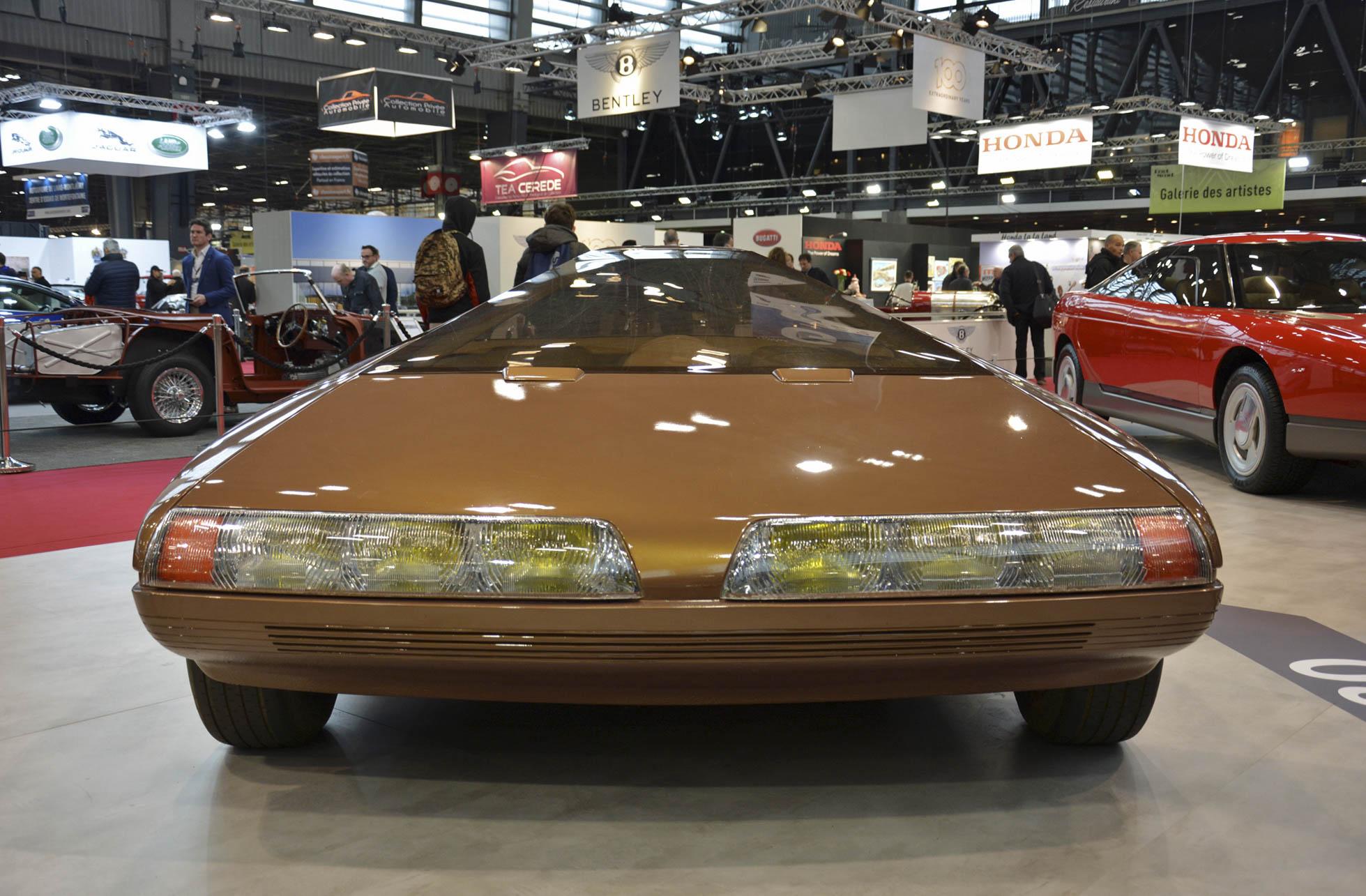 Citroën Karin concept nose