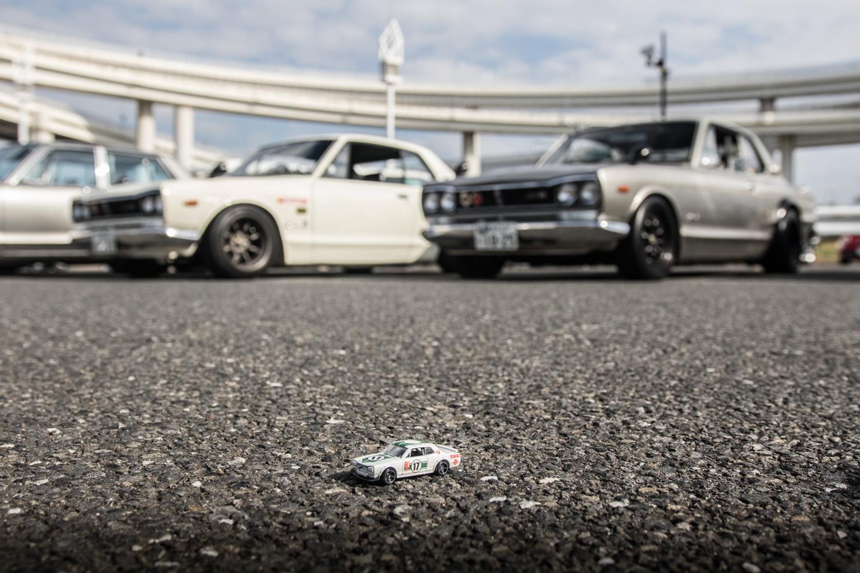 Nissan GT-R Hakosuka hotwheels