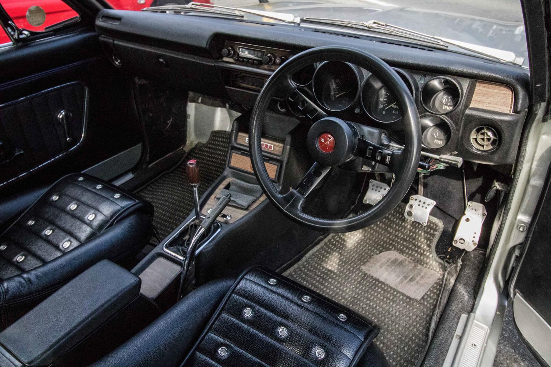 Nissan GT-R Hakosuka steering wheel