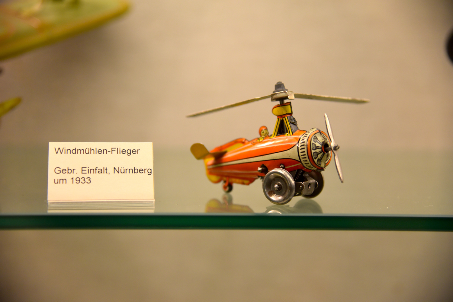 The Nuremberg Toy Museum resides in a house in central Nuremberg that dates back to 1517.