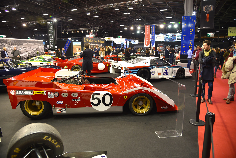 Can Am race cars
