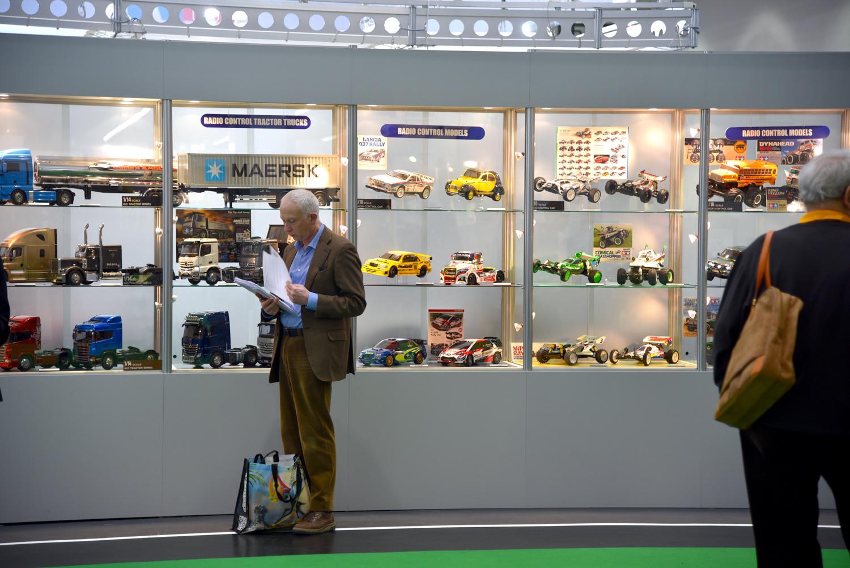 rc car display