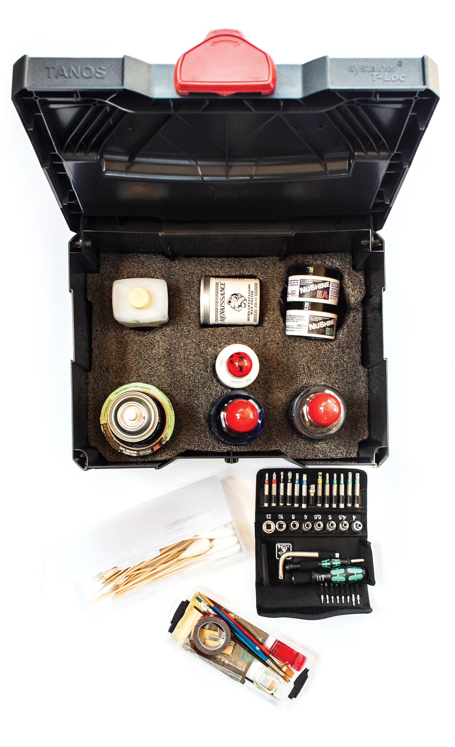 car detail paint kit