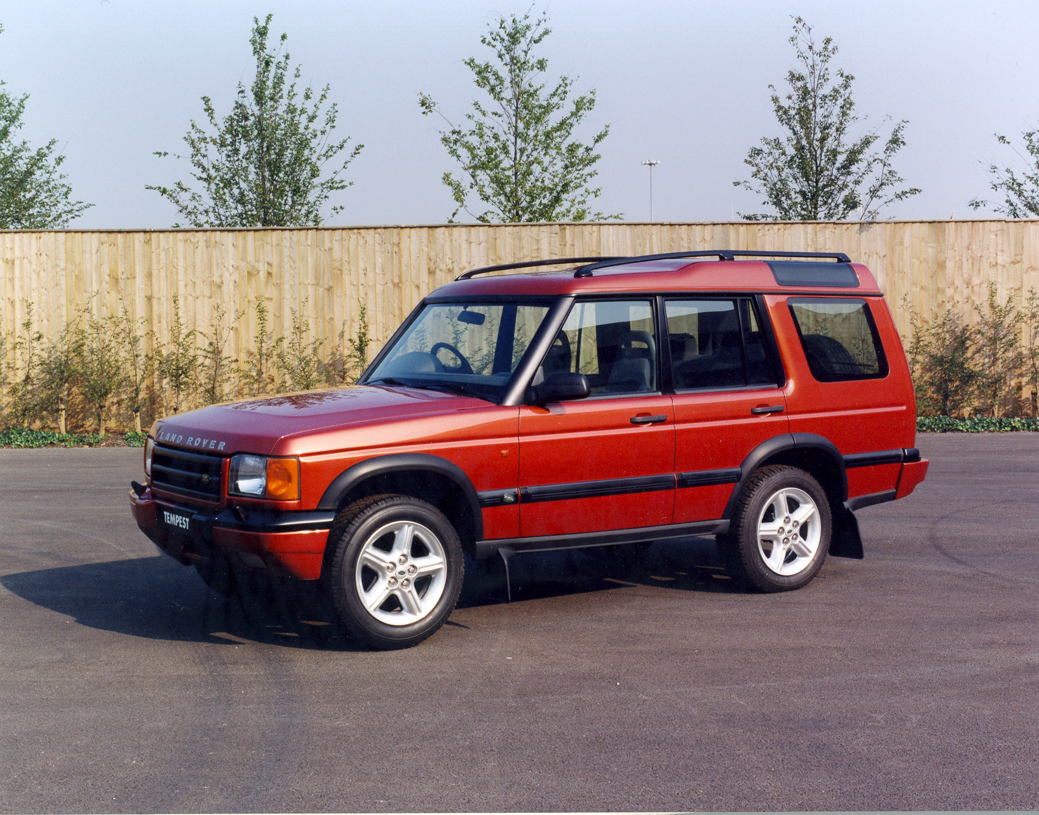 1998 Land Rover Discovery II