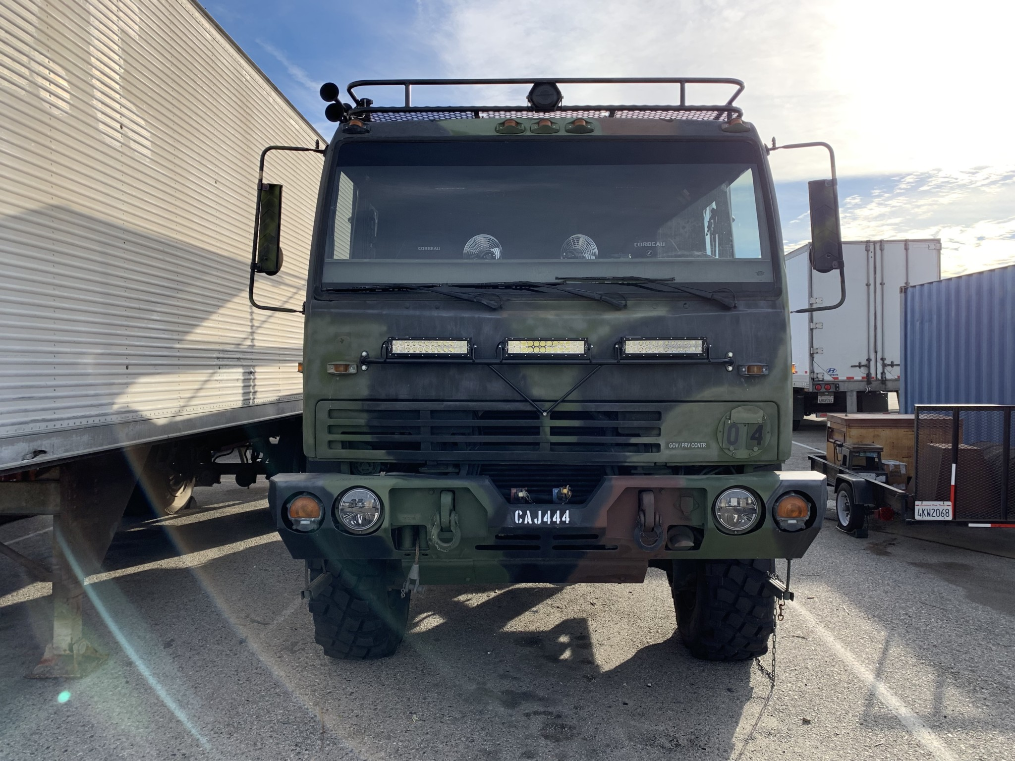 A military LMTV could make the perfect overlanding RV