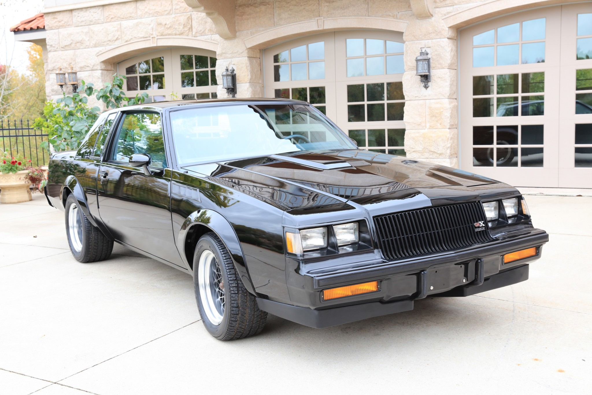 $200K for a 1987 Buick GNX with 8.5 miles isn't as crazy as it sounds