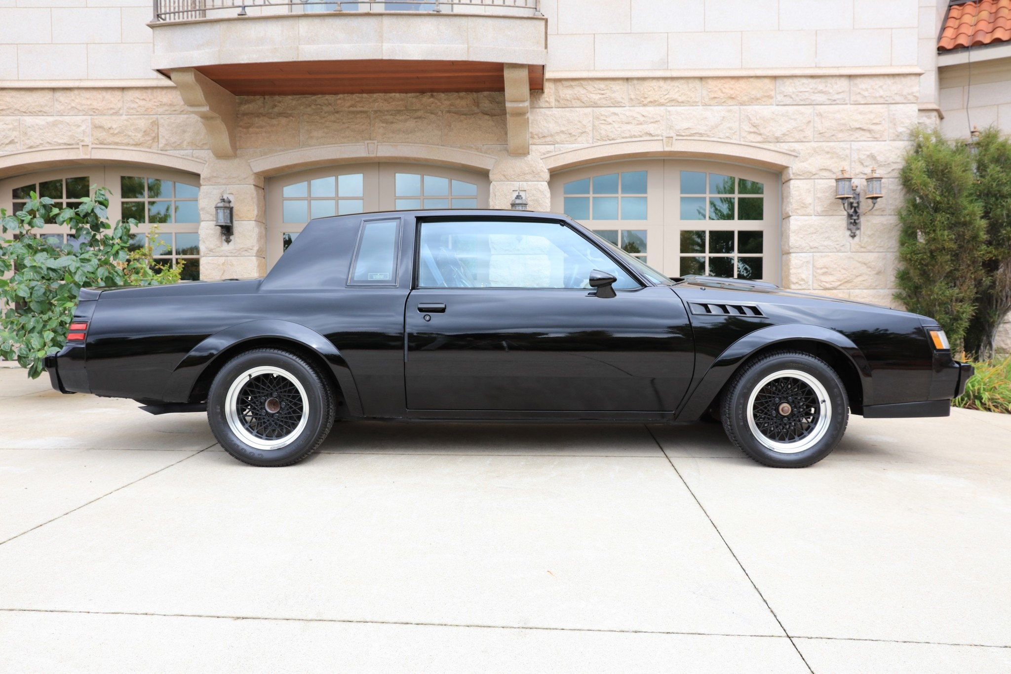 1987 Buick GNX side profile