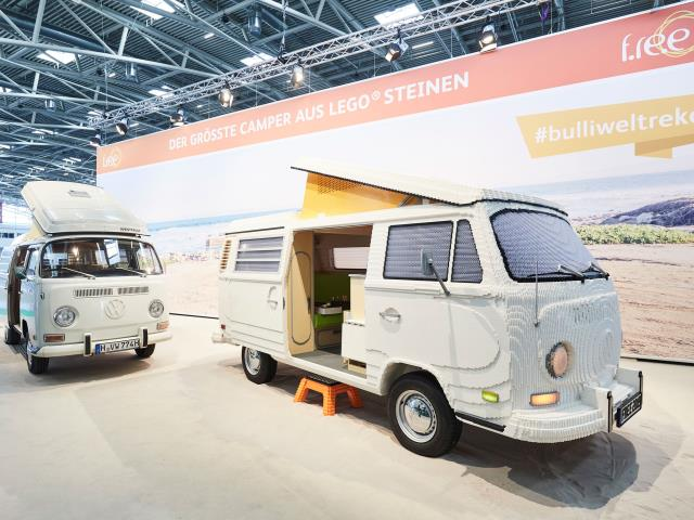 Volkswagen Type 20 concept stuffs new-age tech into a very