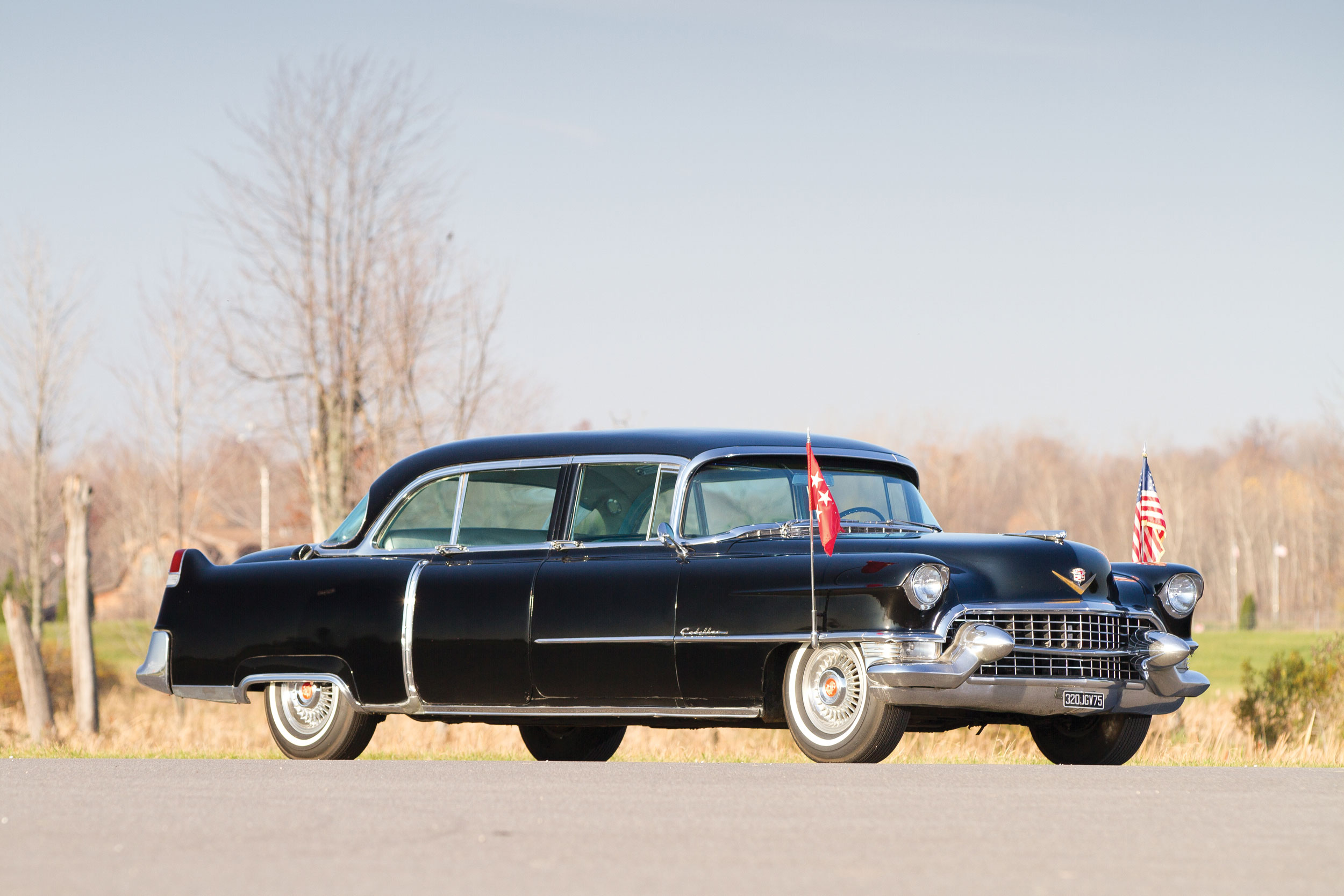 1955 Cadillac Series 75 Presidential Parade Limousine