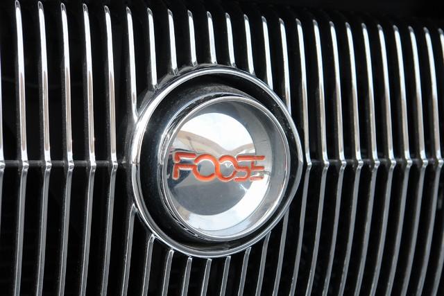 1967 Dodge Charger Chip Foose Overhaulin' SEMA Car grille badge